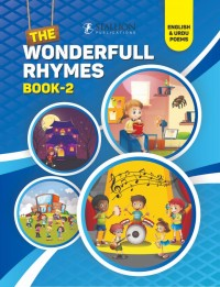 The Wonderful Rhymes Book 2 (English + Urdu)