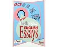 GCE Challenging English Essays for O Level