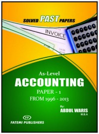A/L Account Paper 1 Solved