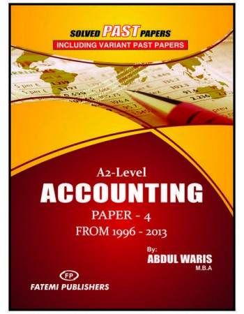 solve my accounting paper Accounting test question with answers on this accounting test paper on accounting basics accounting test question with answers on accounting equation and.