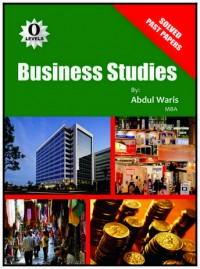 O/L Business Studies (Solved)
