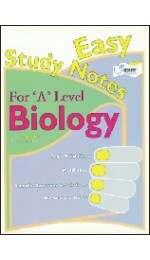 GCE A Level Biology Easy Study Notes