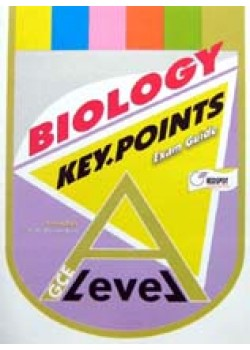 GCE A Level Biology KEY POINTS