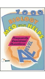 GCE A Level Biology MCQ with HELPs