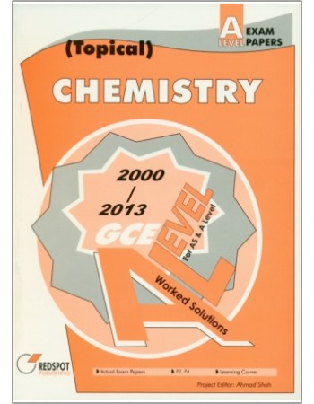 Redspot publishing gce a level chemistry topical 2018 fandeluxe Choice Image