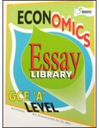 A level Economics essay help needed?