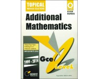GCE O Level Additional Mathematics (Topical)