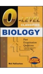 GCE O Level Classified Biology 2018
