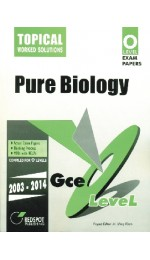 GCE O Level Pure Biology (Topical)