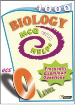 O Level Biology 1000 MCQ with Helps