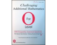 GCE O Level Challenging Additional Mathematics