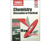 GCE O Level Chemistry Alternative To Practical