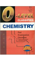 GCE O Level Classified Chemistry 2019