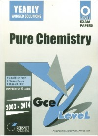 GCE O Level Pure Chemistry (Yearly)