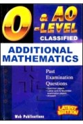 GCE O Level Classified Additional Mathematics 2019