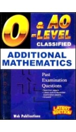 GCE O Level Classified Additional Mathematics 2018