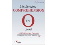 GCE O Level Challenging Comprehension (1123)