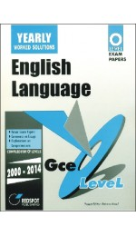 GCE O Level English Language (Yearly)