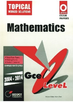 GCE O Level Mathematics (Topical)