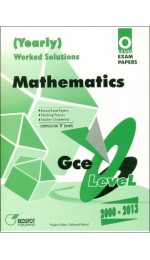 GCE O Level Mathematics (Yearly)