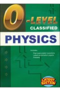 GCE O Level Classified Physics 2019