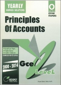 GCE O Level Principles of Accounts (Yearly)