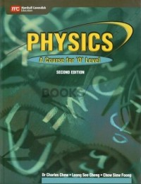 Physics A Course For 'O' Levels
