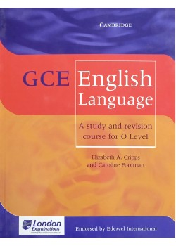GCE English Language