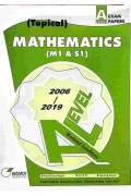 GCE A Level Mathematics M1 & S1 (Topical) 2021