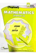 GCE A Level Mathematics P3 (Topical) 2021