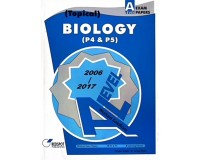 GCE A Level Biology P4 & P5 (Topical) 2019