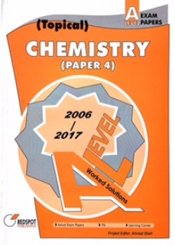 GCE A Level Chemistry P4 (Topical) 2019