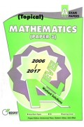 GCE A Level Mathematics P3 (Topical) 2018