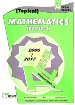 GCE A Level Mathematics P3 (Topical) 2019