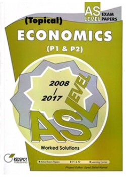 GCE A Level Economics P1 & P2 (Topical) 2019
