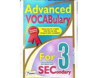 GCE O/L Challenging Vocabulary for Secondary 3