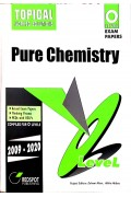 GCE O Level Pure Chemistry (Topical) 2021