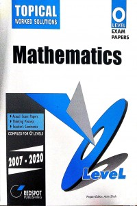 GCE O Level Mathematics (Topical) 2021