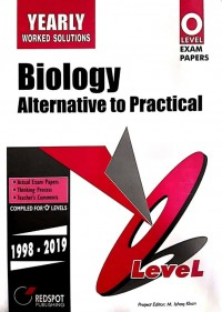 GCE O Level Biology Alternative To Practical 2021