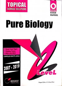 GCE O Level Pure Biology (Topical) 2021