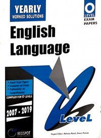 GCE O Level English Language (Yearly) 2021