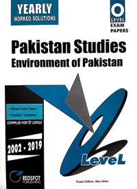 GCE O Level Pakistan Studies (Geography) 2021