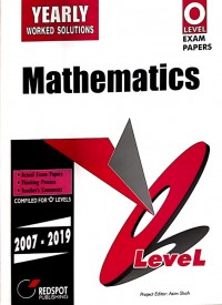 GCE O Level Mathematics (Yearly) 2020