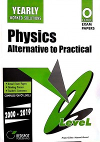 GCE O Level Physics Alternative To Practical 2020