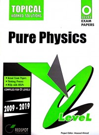 GCE O Level Pure Physics (Topical) 2020