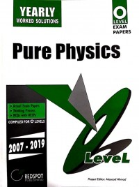 GCE O Level Pure Physics (Yearly) 2020