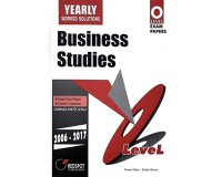 GCE O Level Business Studies (Yearly) 2019