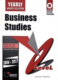 GCE O Level Business Studies (Yearly) 2018