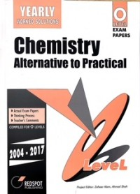 GCE O Level Chemistry Alternative To Practical 2018