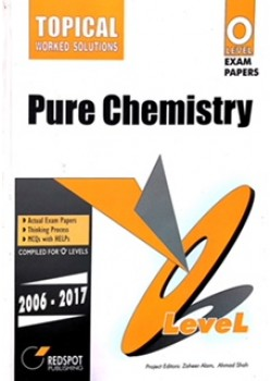 GCE O Level Pure Chemistry (Topical) 2018